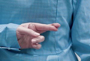 Skrzyżowane palce