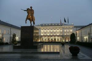 Pałac Prezydencki w Warszawie – niedługo zmieni się jej stały bywalec (fot. materiał urzędowy Kancelarii Prezydenta)
