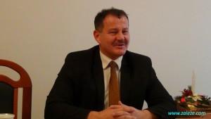 Mariusz Pykosz – Wójt Gminy Osiek Jasielski (fot. zaleze.com)