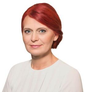 Prezydent Bełchatowa mgr Mariola Czechowska (fot. materiał urzędowy UM Bełchatów, belchatow.pl)