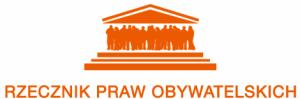 Logo Rzecznika Praw Obywatelskich - Logoza także tutaj